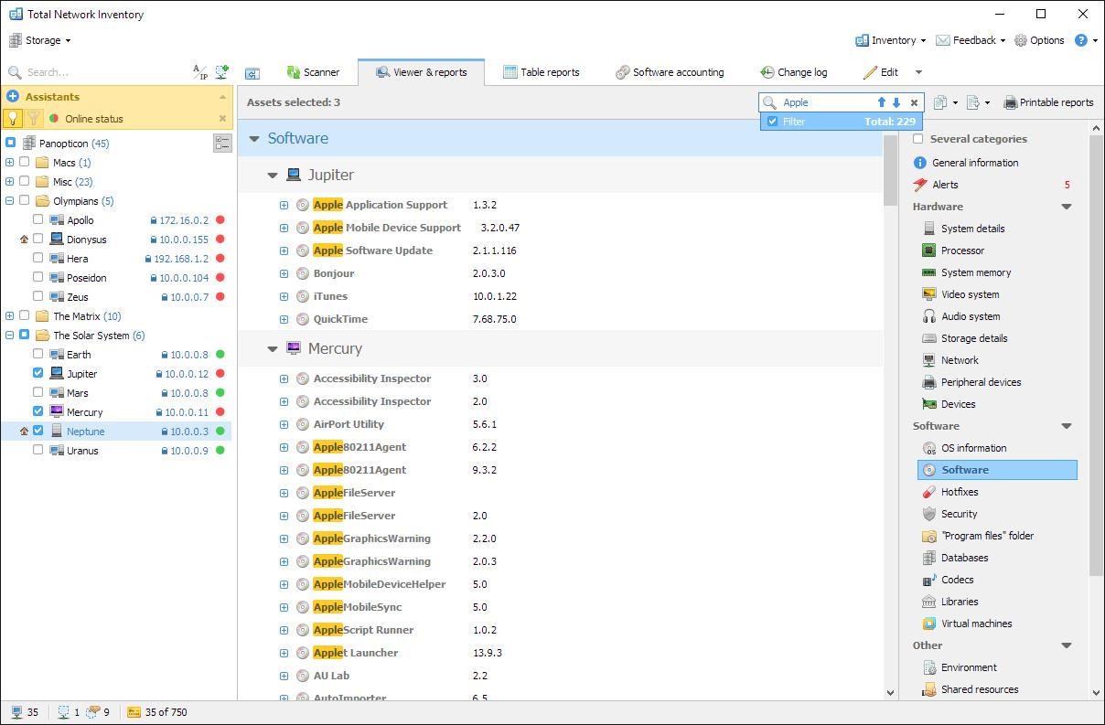 total network inventory 3.5 keygen